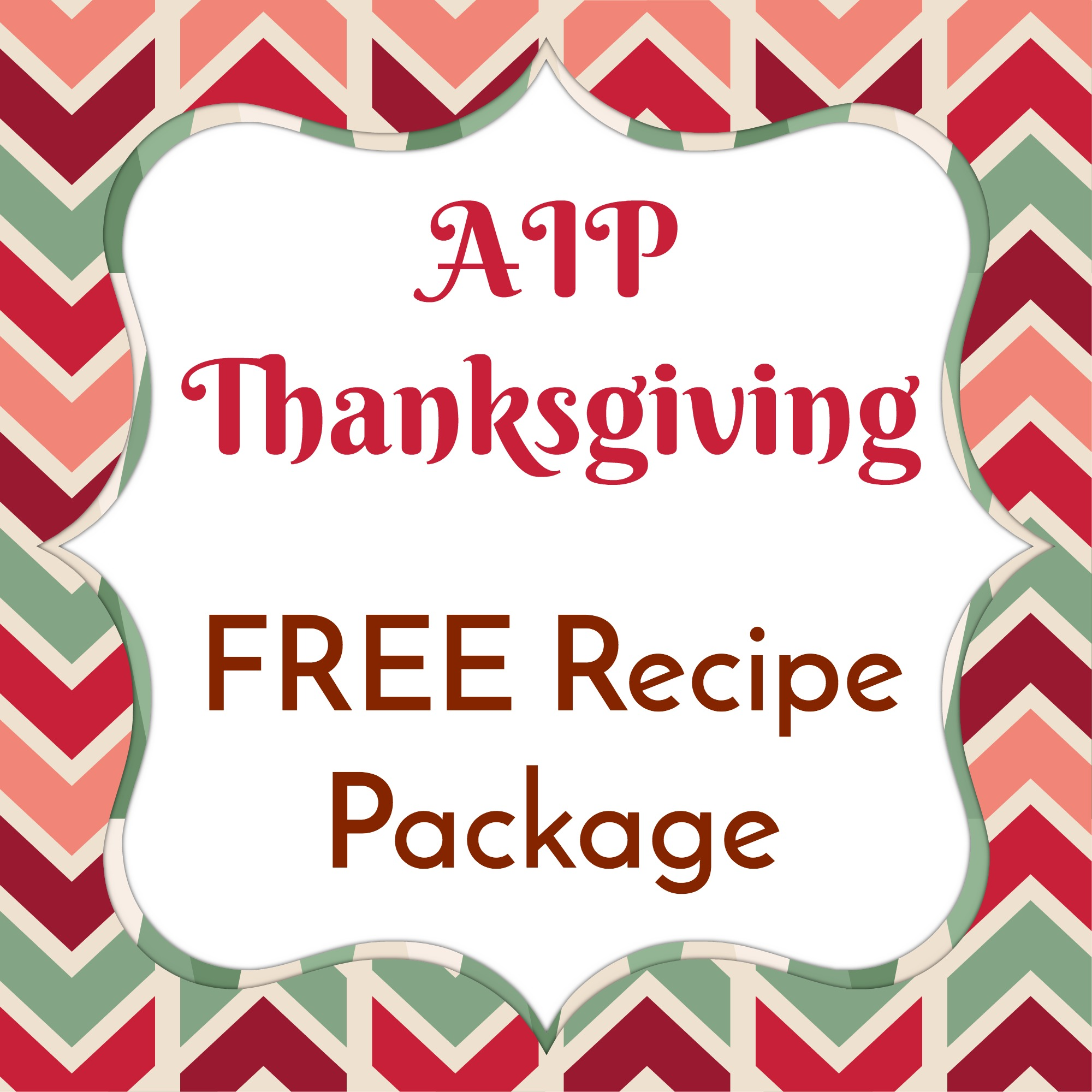 AIP Thanksgiving