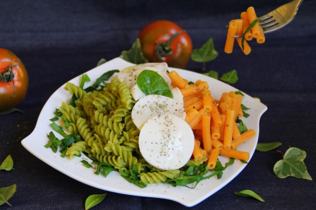 Grain Free Pasta Tricolore