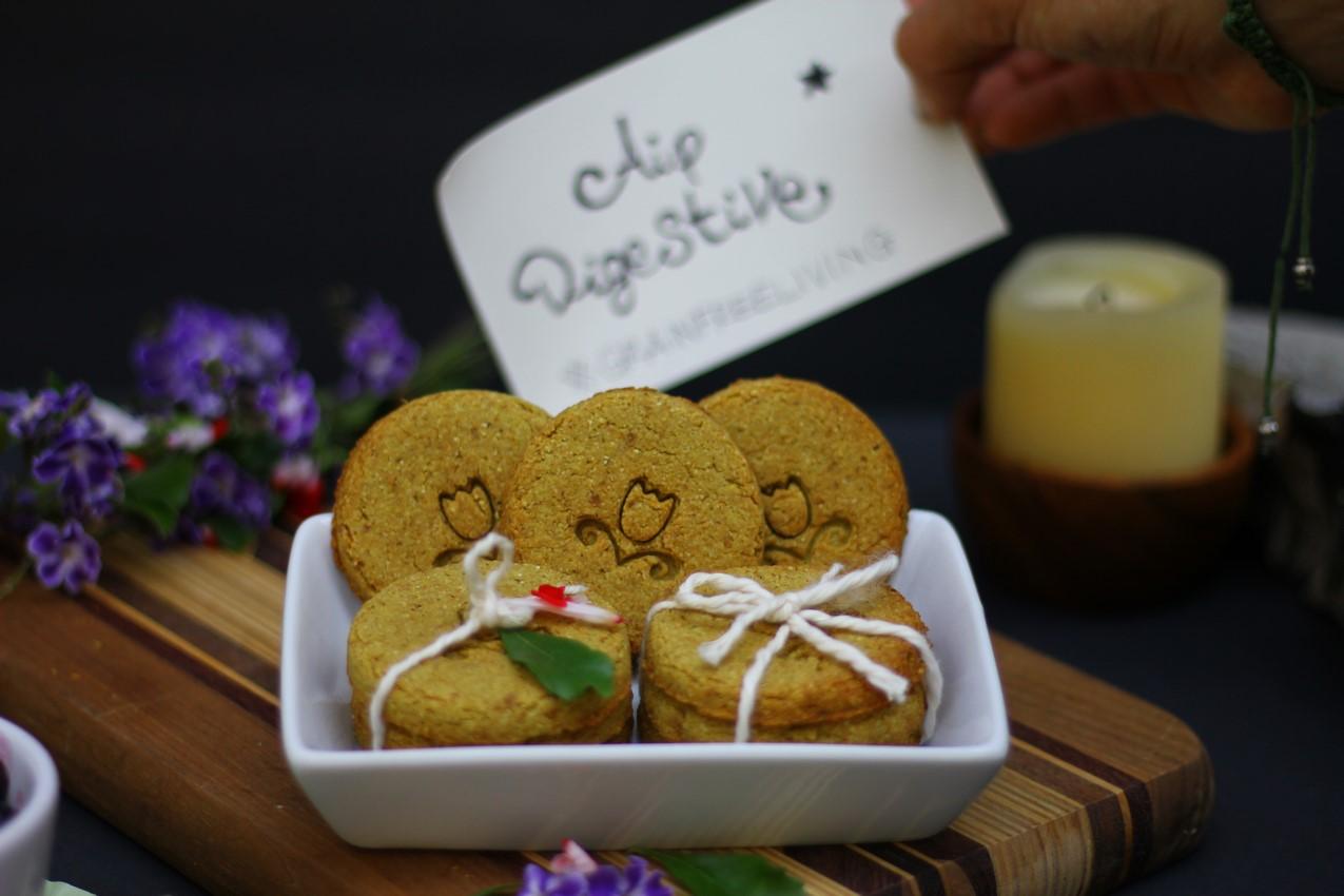 sugar free cookies AIP
