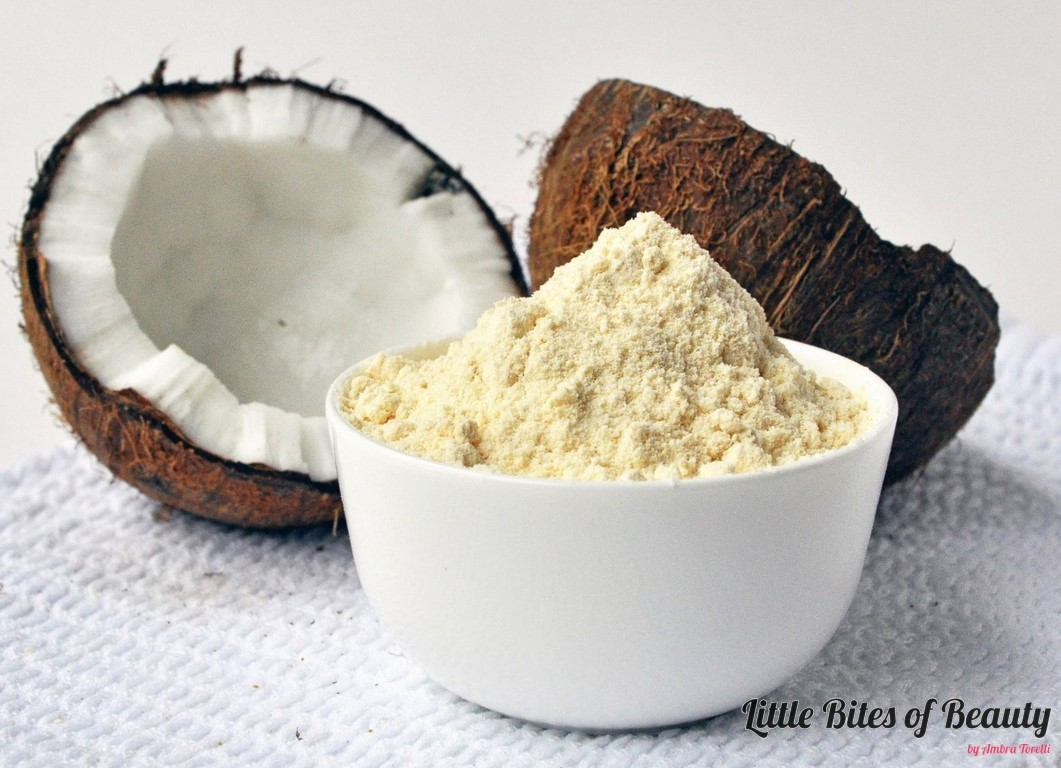 coconut flour uses